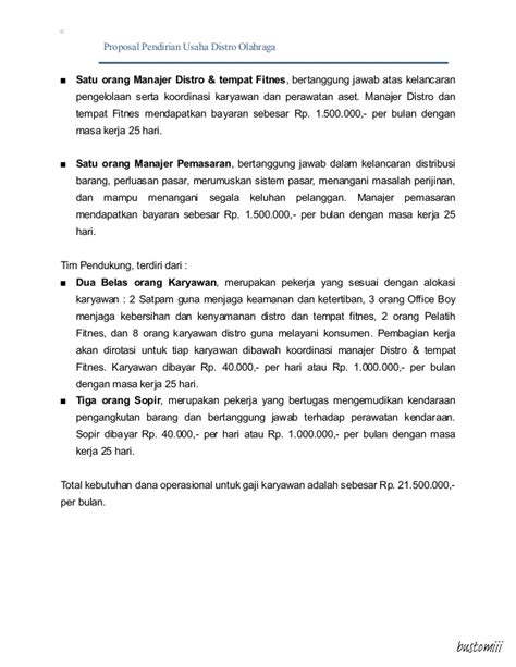 membuat proposal usaha distro contoh proposal usaha distro olahraga signed signed