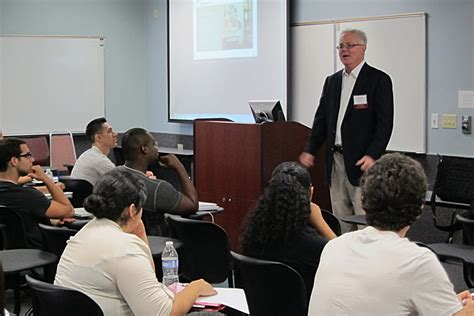 Csun Mba Class Profile by Business Leaders Transform Into Csun Professors For A