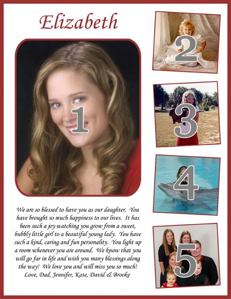 yearbook page template the gallery for gt senior page templates