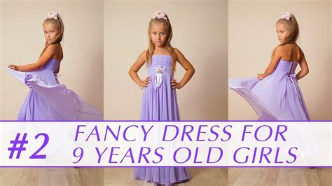 summer dresses for 29 yrs old how to sew a dress for 9 years old girl diy tutorial 2