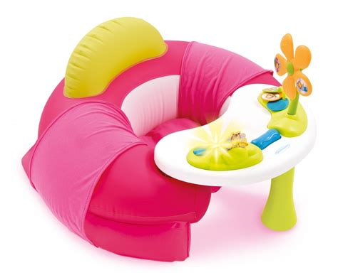 cotoons cosy seat si鑒e gonflable smoby cotoons cosy seat asst 1er eveil cotoons premier age