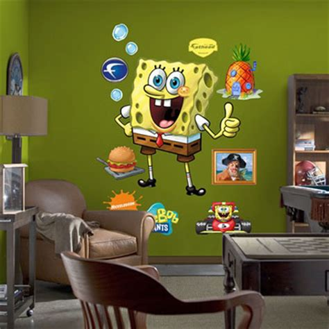 spongebob bedroom decor kids bedroom d 233 cor ideas inspired by spongebob squarepants