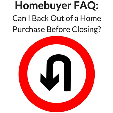 can you back out of buying a house after closing when buying a house who pays the closing costs 28 images best 25 closing costs
