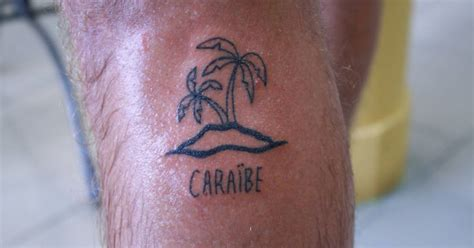 tattoo prices rhode island calf tattoo saying quot cara 239 be quot together with an island