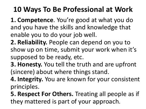 quotes on being professional at work professionalism at workplace by ernest muhirwa