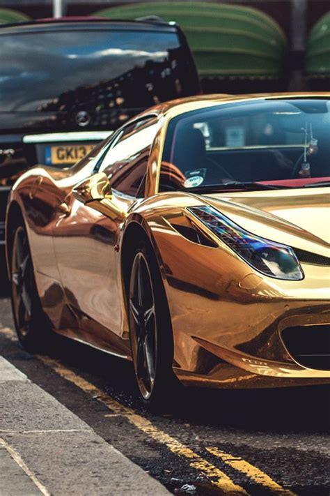 car ferrari gold ferrari 2017 gold ferrariluxury amazing fast dream
