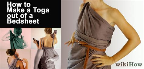 how to make a toga out of a bed sheet adventures in creating bed sheets the most versatile