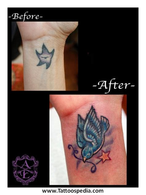 star tattoo cover up cover up tattoos