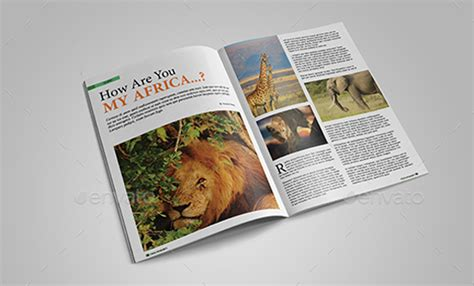 magazine layout for indesign free download metakave magazine template free indesign 10 finest animal magazine