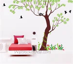 huge tree wall sticker wallstickerdeal com huge cherry blossom wall sticker