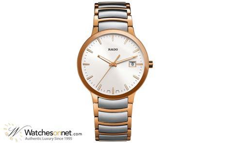 Hdl Quartz Watches Gold Intl rado centrix r30554103 unisex 18k gold plated quartz