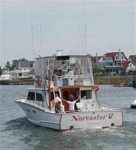 fishing boat rentals cape may nj noreaster 11 sport fishing cape may nj top tips before
