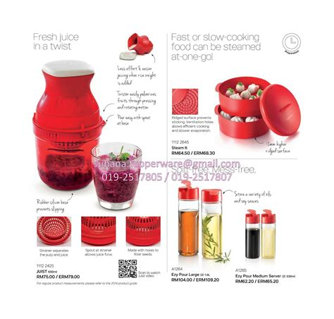 Mpress By Tupperware tupperware brands malaysia catalogue collection business opportunity tupperware