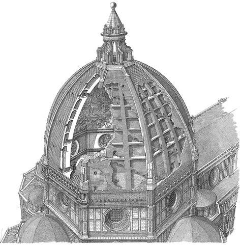 cupola brunelleschi struttura la cupola di brunelleschi sulla storia e l architettura