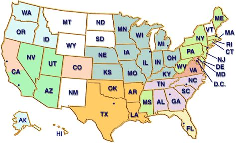 america map zoomable zoom map of usa map