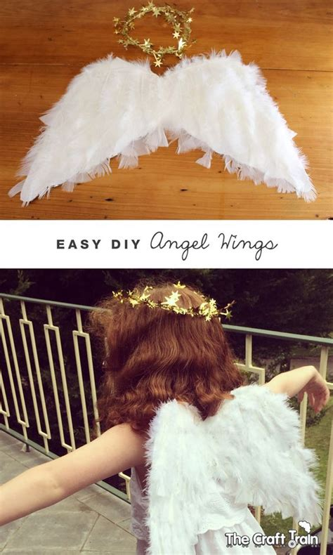 angel costumes  diy ideas