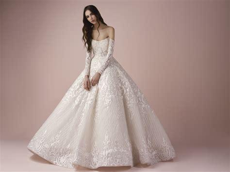 collection dresses saiid kobeisy 2018 bridal collection arabia weddings