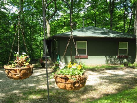 Burr Oak State Park Cabins by Burr Oak Cabin