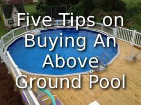 Backyard Grill Customer Service Tips On Buying An Above Ground Pool Backyard Leisure