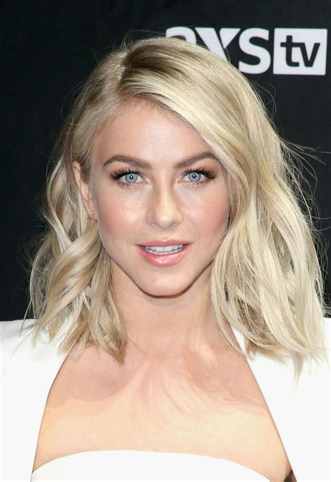what type of hair does julianne hough have julianne hough s new haircut and color are everything you