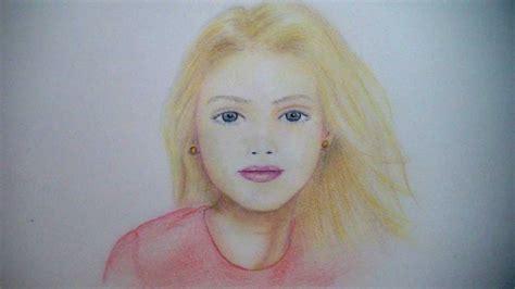 imagenes figurativas realistas famosas c 211 mo colorear un rostro como pintar la piel de la cara