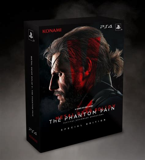 Sale Bd Ps4 Ufc Reg 3 New playstation4 console metal gear solid v phantom ps4 mgs5 limited sony 4948872447218 ebay