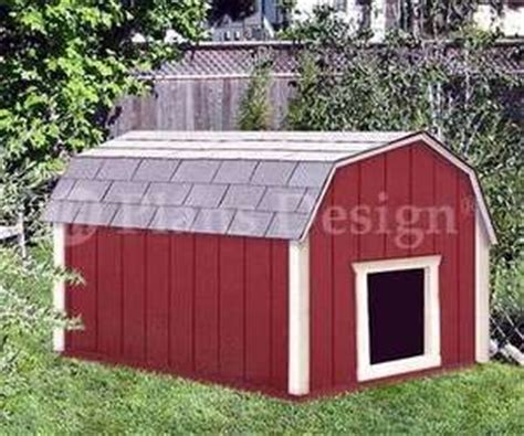 barn style dog house 36 x 60 porch barn roof style dog house plans 90305b pet size up to