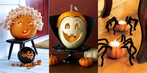 easy pumpkin carving ideas  halloween  cool