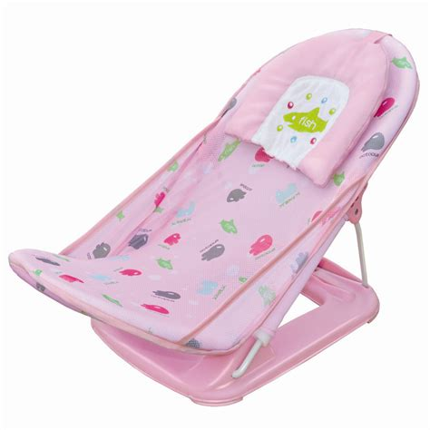 baby bath recliner free shipping infant baby quality folding slip resistant