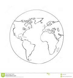 The Globe Outline by Blank World Map With Countries Facts Printable White Transparent Political C Step Outline Maps