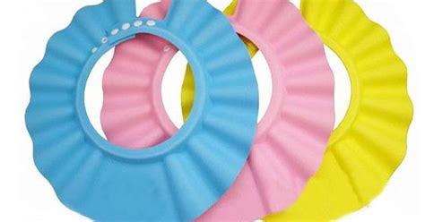Topi 5in1 take baby shoppee topi keramas bayi 3 warna