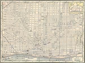 detroit map of us file detroit 1895 map jpg wikimedia commons