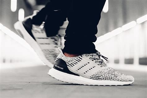 Sepatu Adidas Ultra Boost 3 0 Oreo Black White Original the adidas ultra boost 3 0 oreo has restocked weartesters