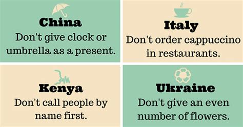 Strangest Laws In The World by 18 Things You Shouldn T Do Abroad Bored Panda
