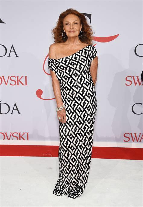 Cfda Awards Carpet Danes And Diane Furstenberg by Diane Furstenberg In Dvf Best And Worst Dressed At