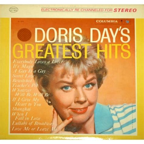 Piringan Hitam Doris Day Sings Great Hits doris day doris day records vinyl and cds to find and out of print