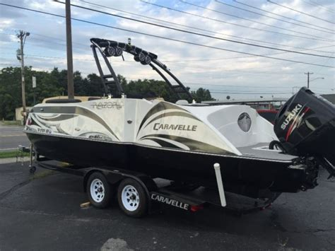 nada caravelle boats 2014 caravelle razor etoon 237uu wake tower large deck