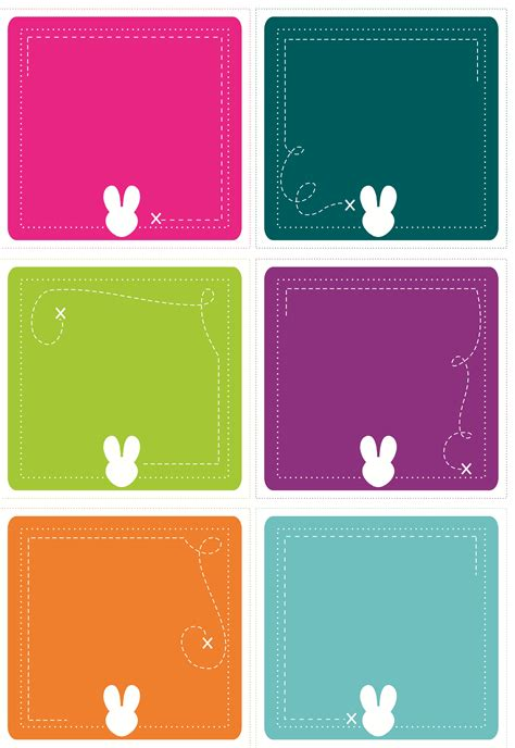 easter hunt clue cards  purplehoneyjar