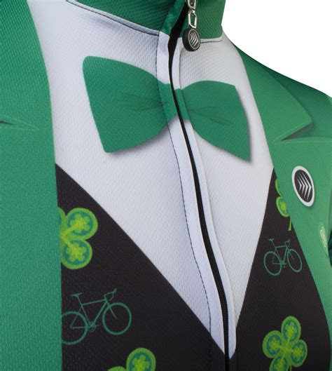 s day nj lucky leprechaun the official st patty s day cycling jersey