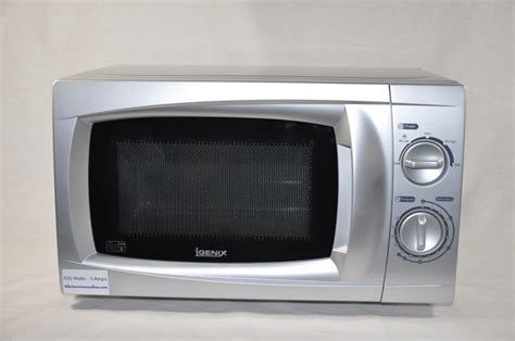 Microwave 500 Watt 500 watt low power microwave oven ideal for caravans