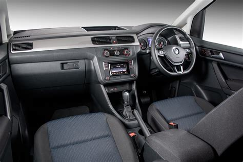T Interior by Volkswagen Caddy Maxi Trendline 2 0 Tdi Dsg 2016 Review