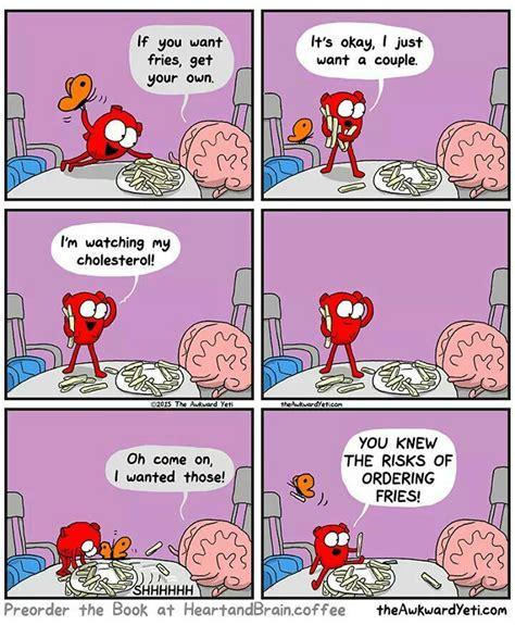 and brain an awkward yeti collection the awkward yeti comics awesomeness