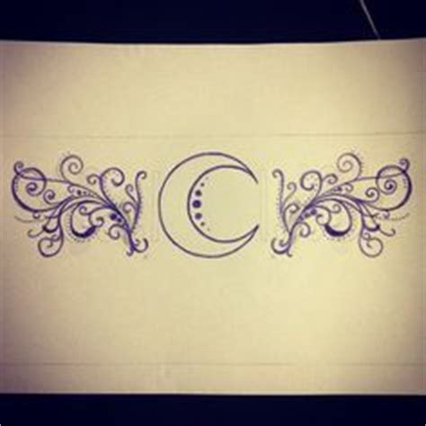 house of night tattoo designs pretty crescent moon tattoos the house of night