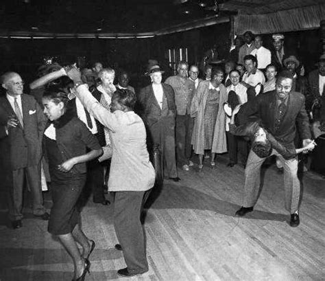 swing ballroom music in the 1940 s swing dance