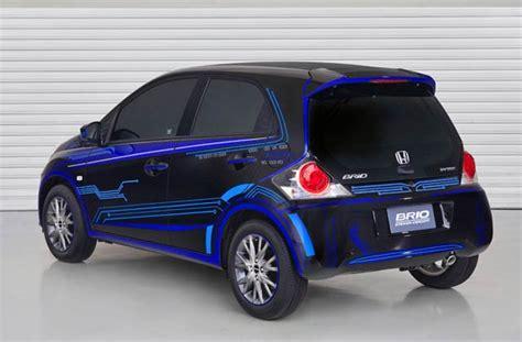 Diffuser Brio New Brio honda brio concept cars 2012 xcitefun net