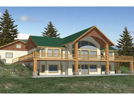 country house plans with walkout basement home plan designs walkout basement house plans home country house plans with