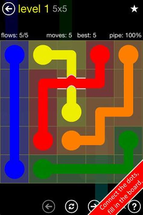 flow free bridges apk puntos apkingdom