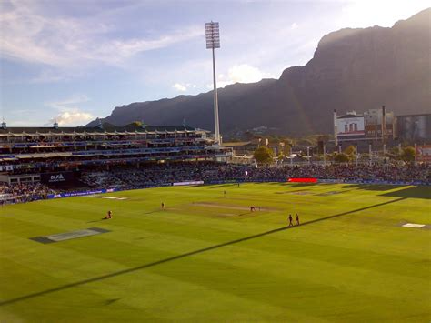 Newlands South African Cricket Stadiums Venues