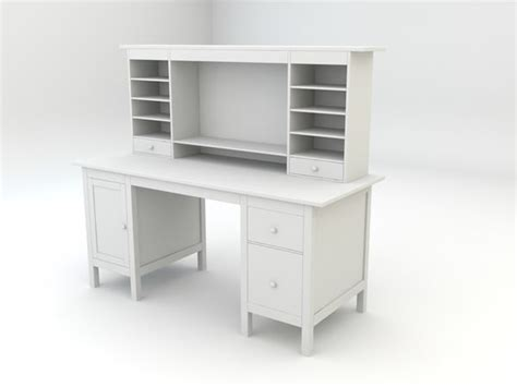 Max Ikea Hemnes Workstation Office Desk Ikea Hemnes Desk Review