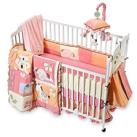 Bed Bath And Beyond Crib Bedding Cocalo Baby Tropical Punch Crib Bedding And Accessories Bed Bath Beyond